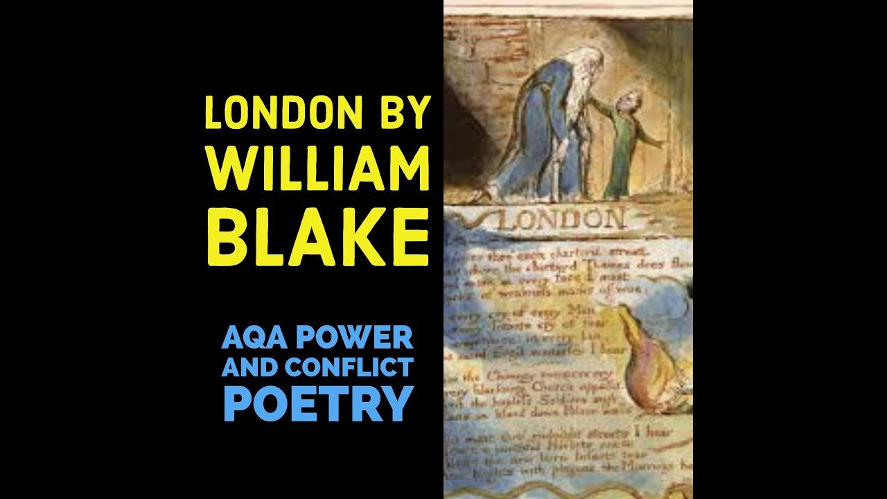 william blake london critical essay This poem, 'london', reveals the author's feelings toward the society that he lived in here is a complete analysis of william blake's poem.