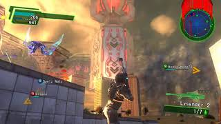 Multiplayer Shinanigans: Earth Defense Force 4.1 The Shadow of New Despair (Finale)