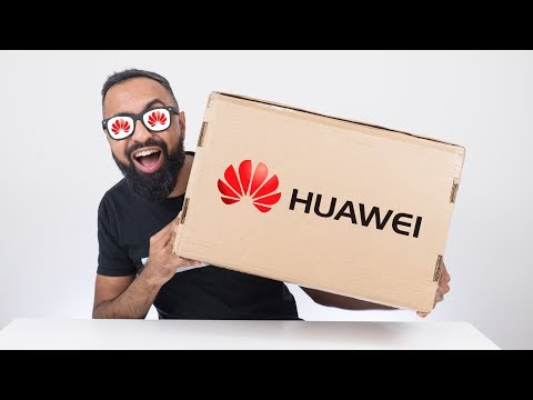 Mystery Box from HUAWEI