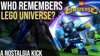 Do You Remember LEGO Universe? | A Nostalgia Kick