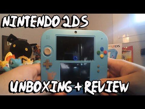 ¿Merece la pena la Nintendo 2DS? - Unboxing + Review Nintendo 2DS Edición Pokémon Sol