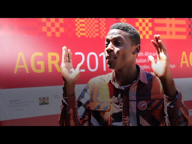 AGRF 2016 Youth Voices for African Agriculture #AGRF2017