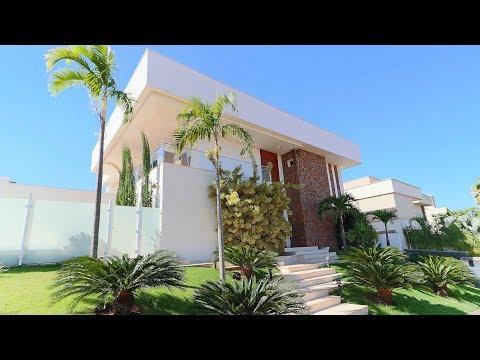 Sobrado de Luxo no Alphaville Araguaia com 5 Suites Plenas - Luxury Listings Brazil