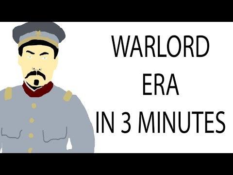 Warlord Era | 3 Minute History