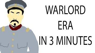 Warlord Era