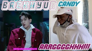Baixar BAEKHYUN - Candy MV REACTION: THE NEW KOREAN CHRIS BROWN, I-🤯🤯🤯