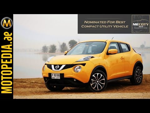 2015 Nissan Juke Review - تجربة نيسان جوك - Dubai UAE by Motopedia.ae