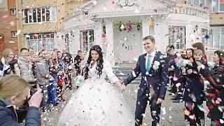 Свадьба. Ксюша и Паша. ЗАГС.