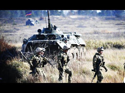 Час назад! Министр обороны сбежал. Азербайджан влупил, армия уже там! Армяне в шоке – началось
