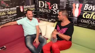 MANOS KATSABURIS-AKIS DEIXIMOS INTERVIEW: DIVASTAR 8/7/2014