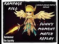 Valkeryja Rampange Short Funny Replay