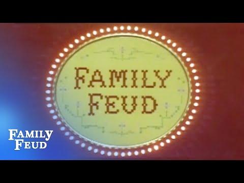 40th Anniversary Flashback | Family Feud
