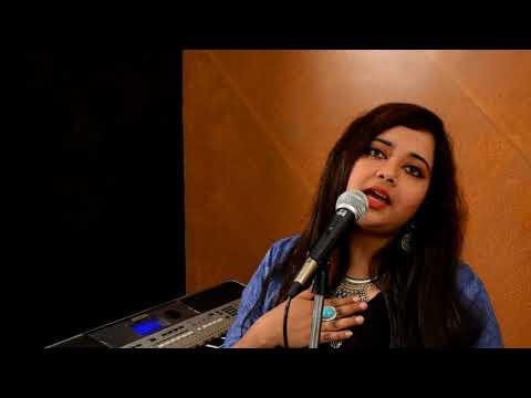 Main Phir Bhi Tumko Chahungi || Bollywood Cover || By Sayantani Quazi