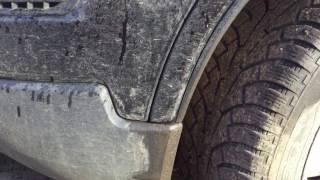 Подогрев двигателя на Volvo XC90