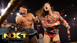 Ridge Holland vs. Ikemen Jiro: WWE NXT, August 3, 2021