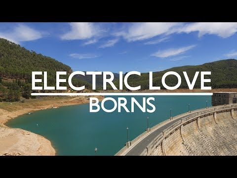 Electric Love Borns | Dron Dji Phantom 3 Standard
