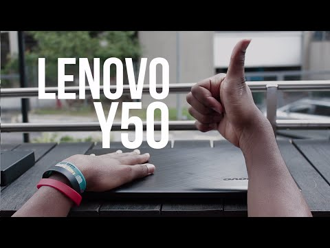 Lenovo Y50 Hands On