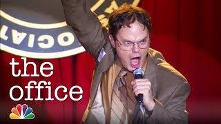 Dwight's Acceptance Speech - The Office