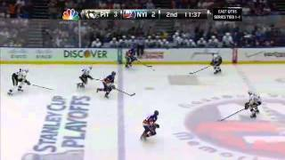 Pittsburgh 5 - NY Islanders 4 [May 5, 2013]