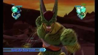 dragon ball z ultimate tenkaichi all ultimate attacks part 2 all transformations
