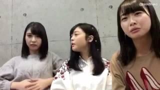HKT48 松岡はな 激かわ動画