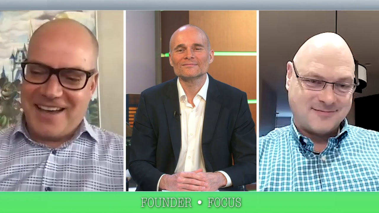 Founder Focus: Steve Greenfield Interviews Steve Southin and Brian Steinhauser from PAVE