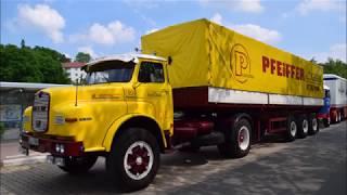 Treffen Historischer Nutzfahrzeuge in Uslar