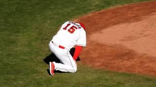 広島カープの優勝報告会内で黒田博樹投手の引退セレモニーが行われ、最...