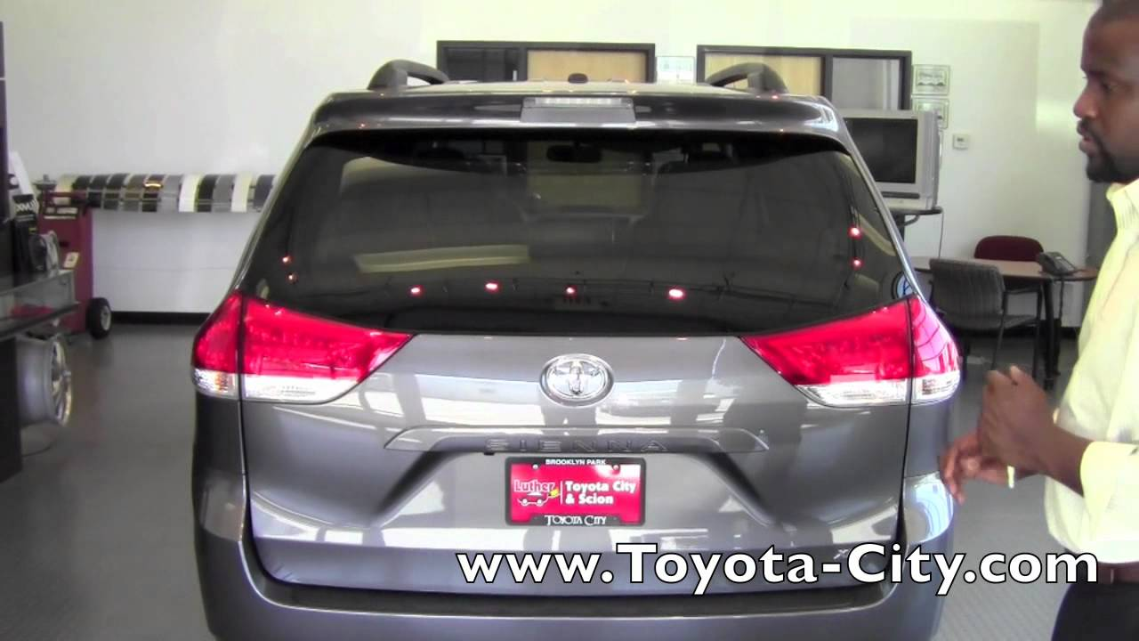 maxresdefault 2011 toyota sienna power rear lift gate how to by toyota Toyota Sienna Parts Diagram at gsmx.co