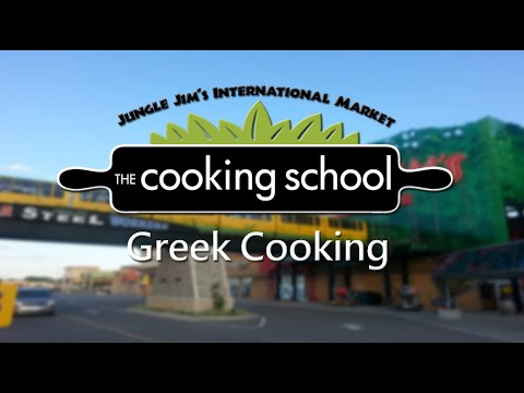 Jungle Jim Greek Cooking