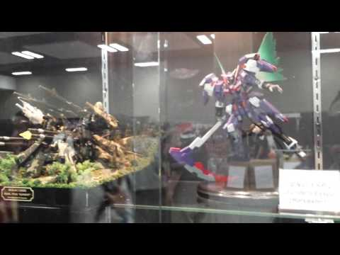Gundam - Kawaii Kon - 2017 - ZeroHyperGaming - VGH - Video Gamers Hawaii