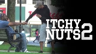 Itchy Nuts PRANK 2