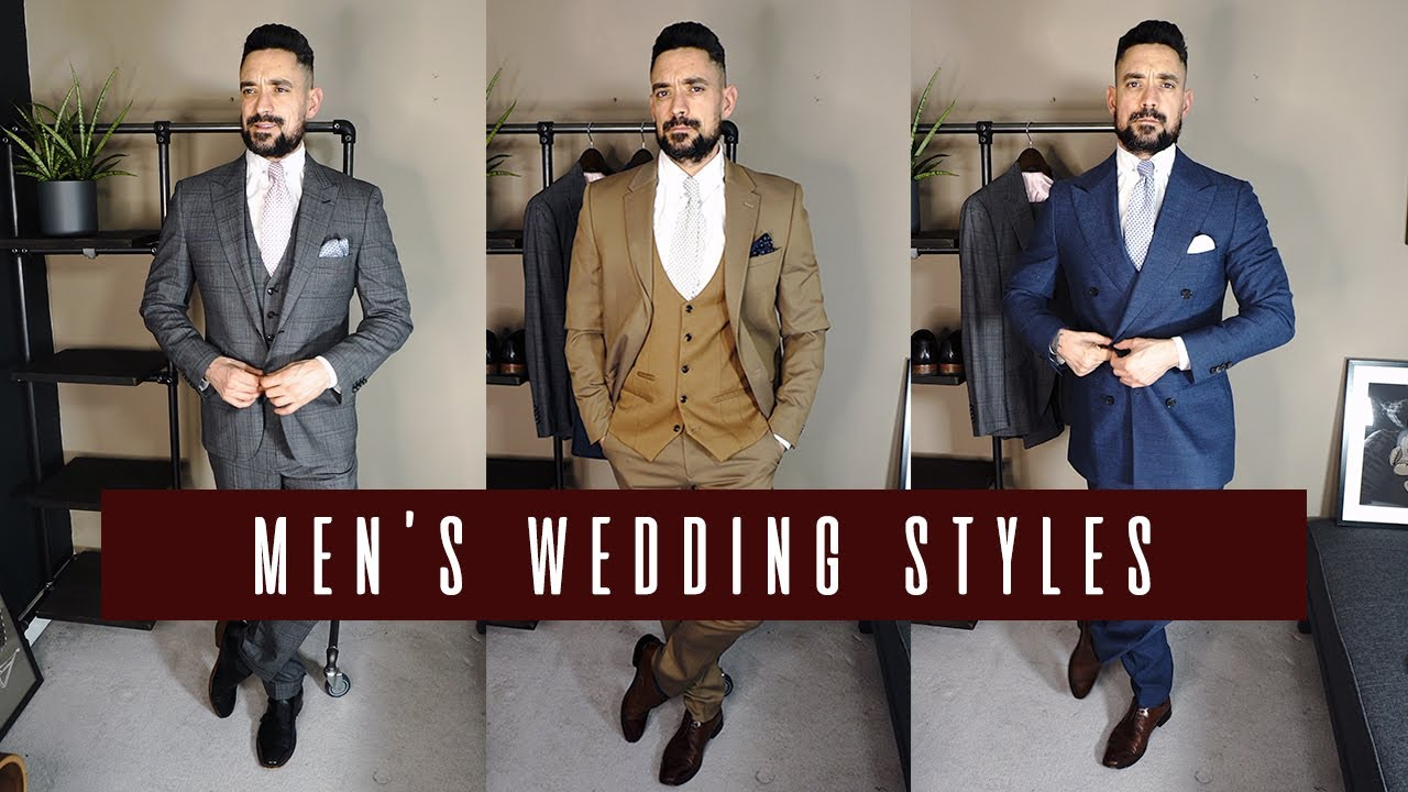 What To Wear To A Wedding Men S Wedding Guest Outfits Youtube At anthropologie, we offer a variety of casual wedding guest dresses (and jumpsuits!) to perfectly suit the occasion. what to wear to a wedding men s wedding guest outfits