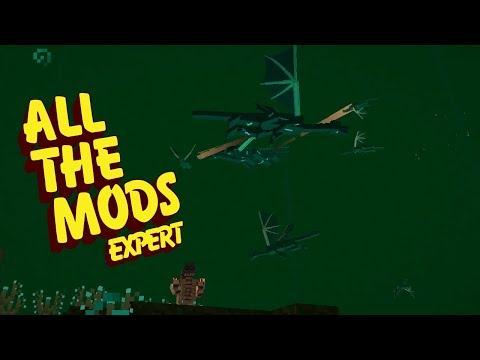 All The Mods Expert Mode - ASORAH THE FALLEN [E58] (Minecraft Expert Mod Pack)