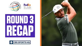 WGC-FedEx St. Jude Invitational Round 3 Recap | CBS Sports HQ