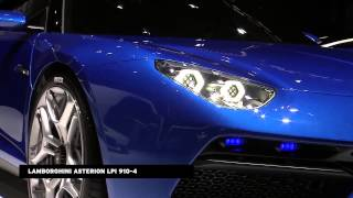 Happy Holidays from Automobili Lamborghini - 2014 Highlights