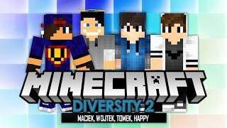 Diversity II #05 w/ GamerSpace, Undecided, Tomek