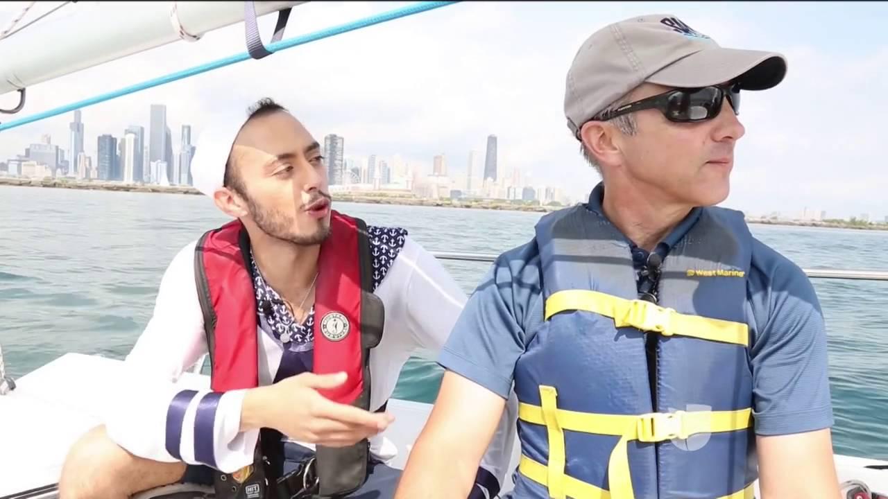 Sail chicago sailing instruction youtube.