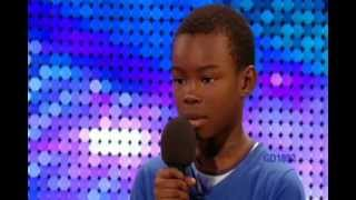 !!9-YR-OLD BOY 'MALAKI PAUL' SINGS 'BEYONCE'S' 'LISTEN' ON 'BRITAIN'S GOT TALENT'!!
