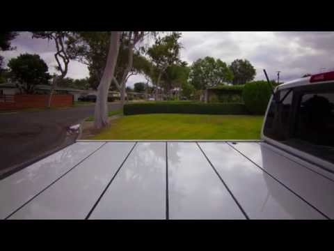 Peragon Truck Bed Covers in 37 Seconds