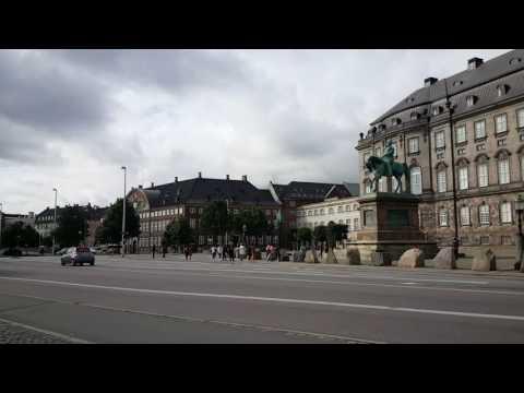 COPENHAGEN - Christiansborg Palace (luglio 2016)