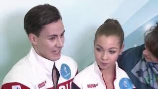 2016 ISU Junior Grand Prix - Yokohama - Short Dance - Anastasia SHPILEVAYA / Grigory SMIRNOV RUS