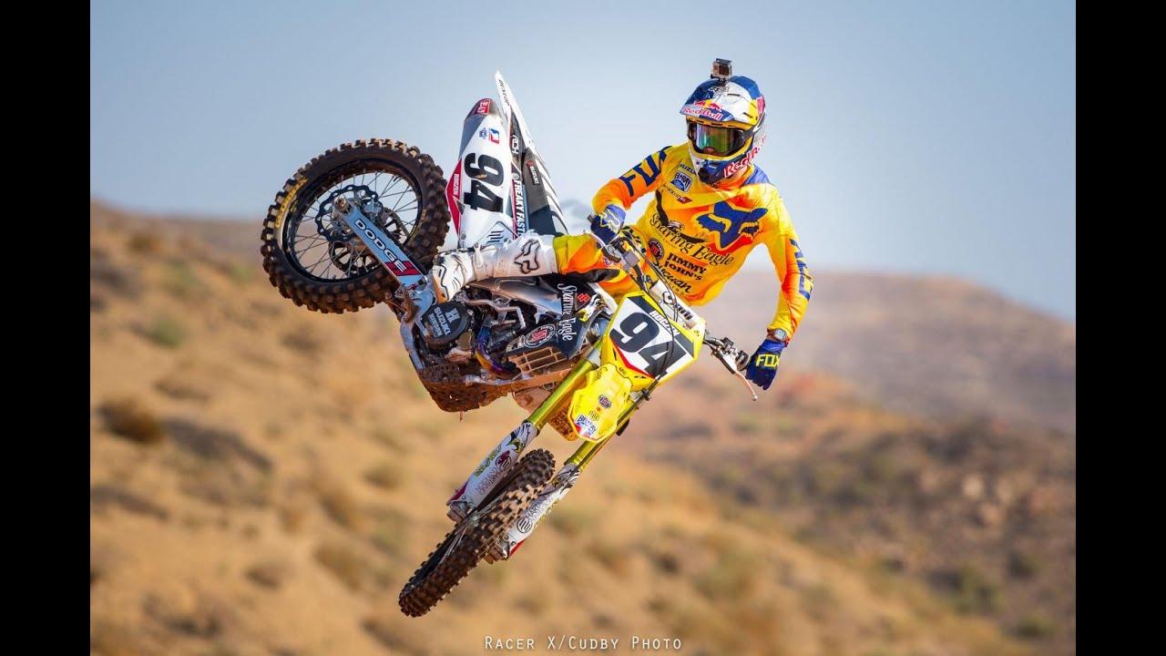Ken Roczen Racer X Films - YouTube