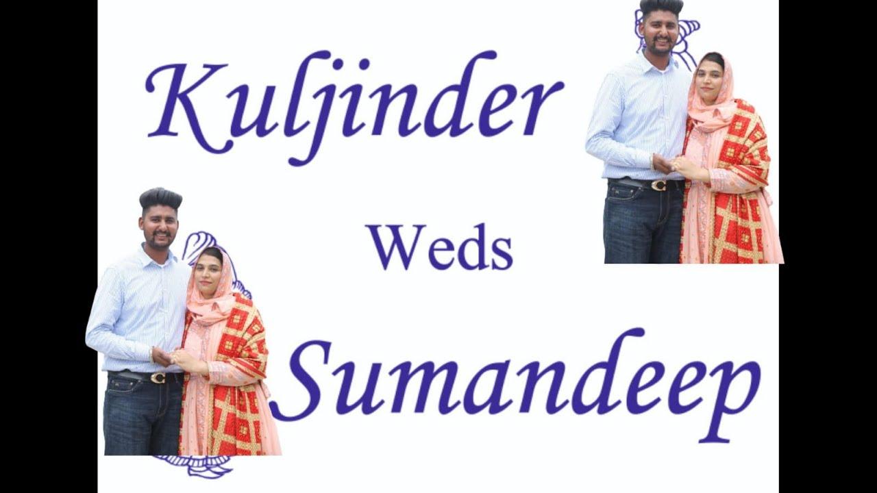 Download KULJINDER WEDS SUMANDEEP WEDDING LIVE    PART 1   