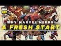 Why Marvel Needs a Fresh Start   NowThis Nerd
