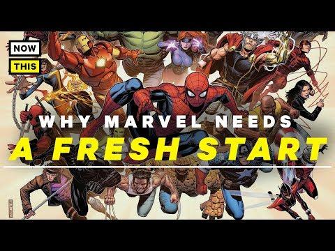 Why Marvel Needs a Fresh Start | NowThis Nerd