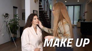 Делаем новогодний макияж с визажистом Советы и тренды мейкапа 2020