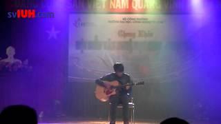 Guitar 7 years of love - Điện - Chung khảo văn nghệ toàn trường 2014