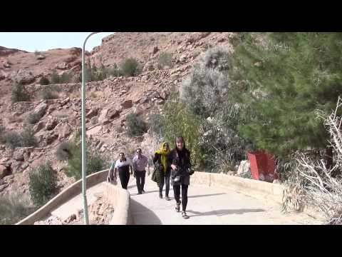 Rundtur i Iran 2015