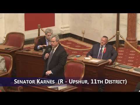 Senator Robert Karnes Explains How Old Solutions Have Destroyed West Virginia's Economy